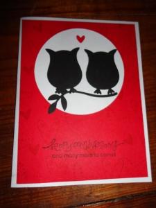 Anniversary Owl