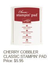 cherry cobbler ink