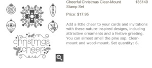 christmas cheer set