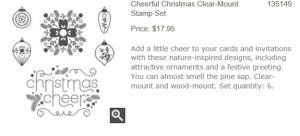 christmas cheer set